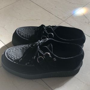 TUK Black Mondo Creepers